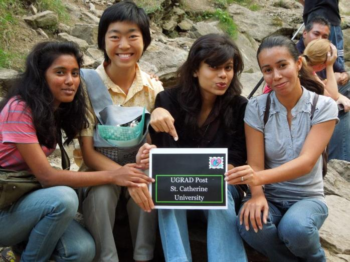 International Students at St. Catherine University