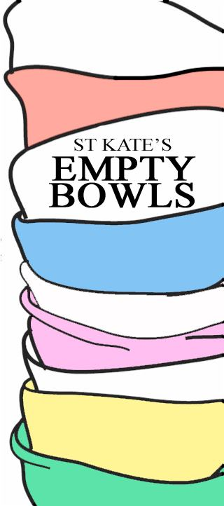 St. Kate's Clay Club Empty Bowls