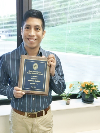 SAHARA Award Winner 2017