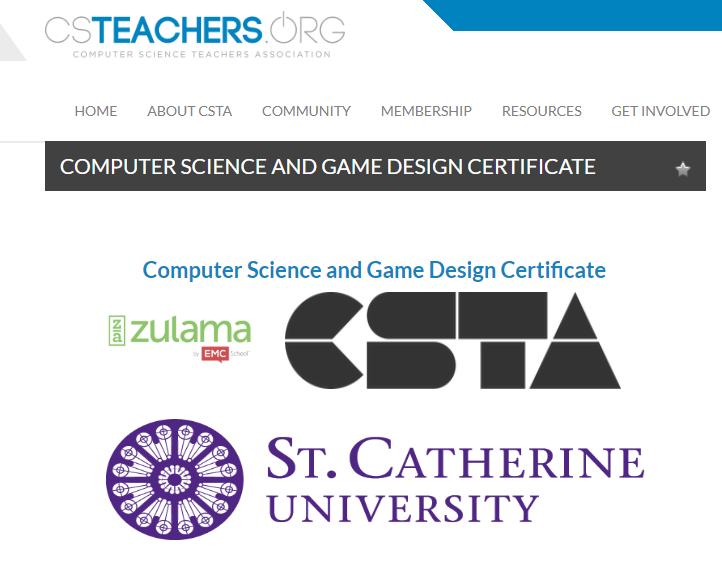 Zulama CSTA SCU Partnership